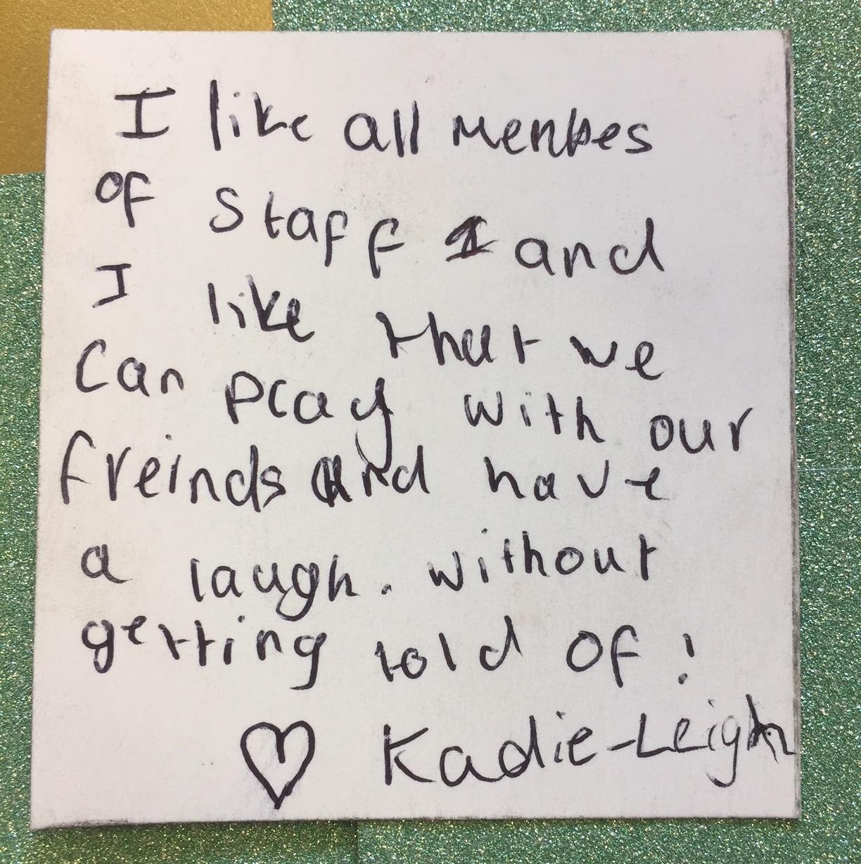 Kadie-Leigh