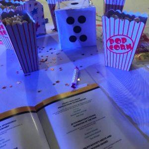 popcorn and sweets at #ThisYouthCan Awards
