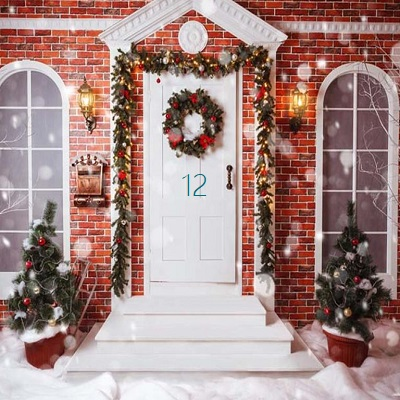 advent 2018 door 12