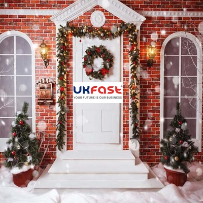 advent 2018 door 2 UKFast