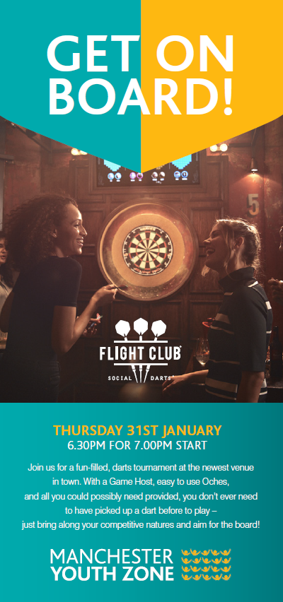 brand new 932db 5243c Darts Tournament – Flight Club