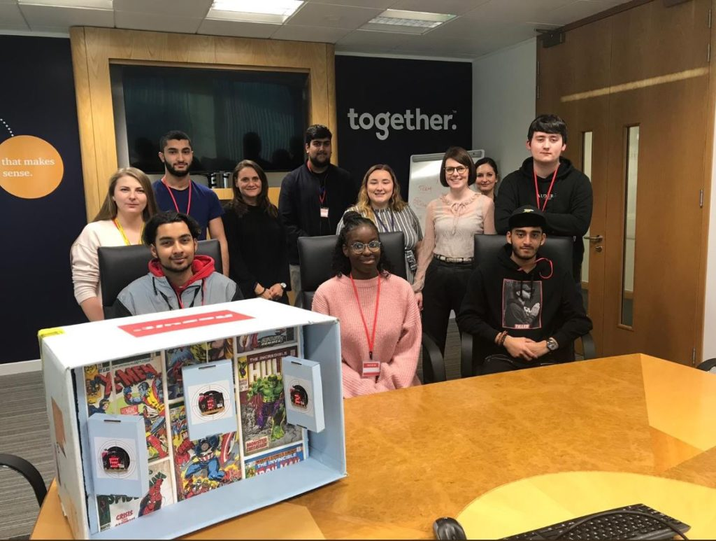 TechOver Crew Visit to TogetherMoney
