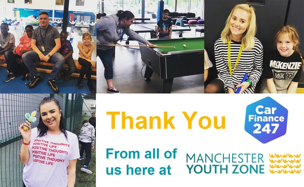 Thanks Cf247tw Manchester Youth Zone