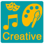 Creative Volunteer icon