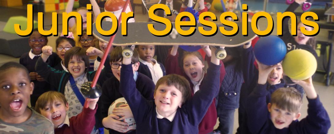 Junior Sessions