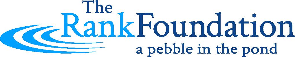 Rank Foundation logo