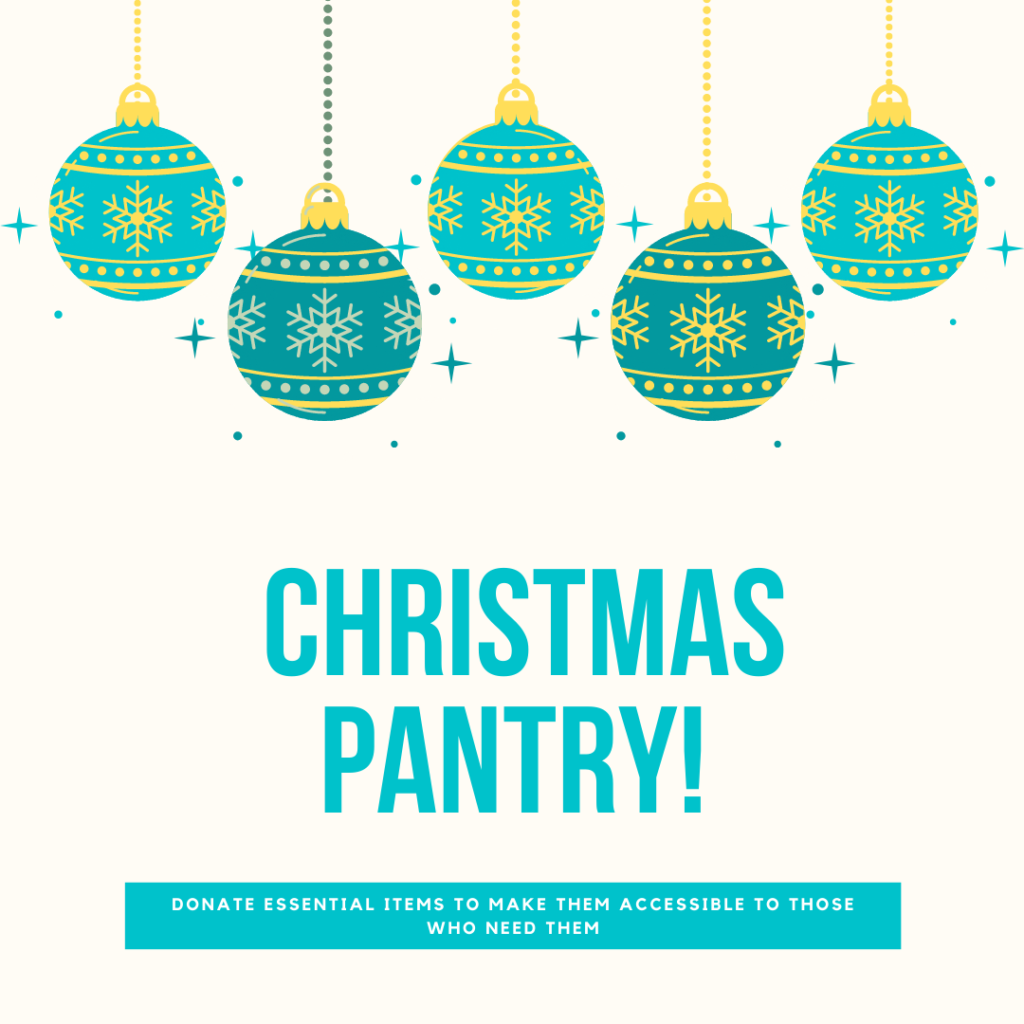 Donate to the Christmas Pantry