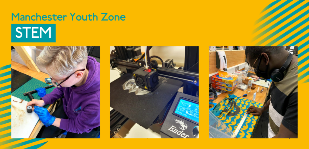 STEM at Manchester Youth Zone